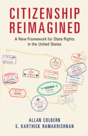 Citizenship Reimagined A New Framework for State Rights in the United States