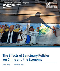 The Effects of Sanctuary Policies on Crime and the Economy